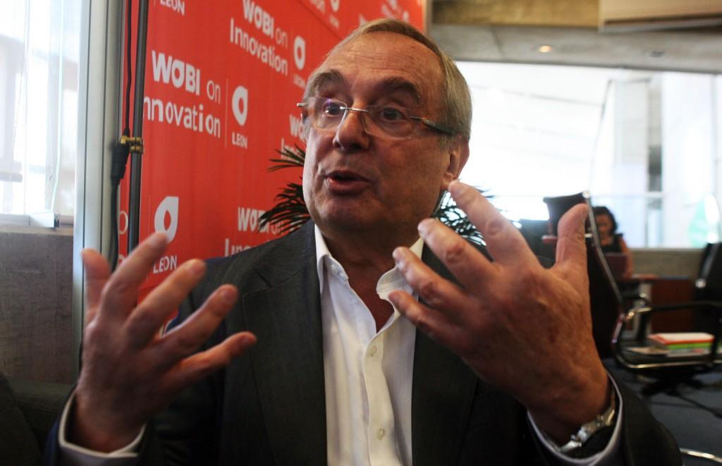 Mario Borghino, director general de la empresa Borghino Consultores.