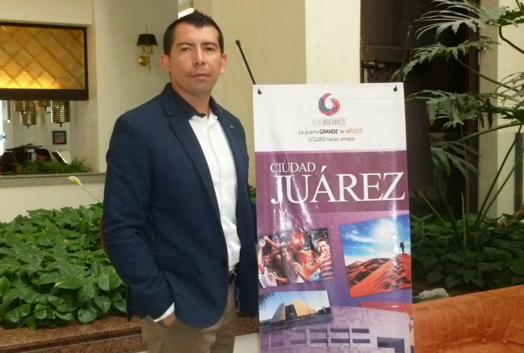 De acuerdo con Francisco Moreno Villafuerte, director del Buró de Convenciones y Visitantes de Ciudad Juárez, el turismo de negocios destaca en este lugar gracias a que es una ciudad industrial.