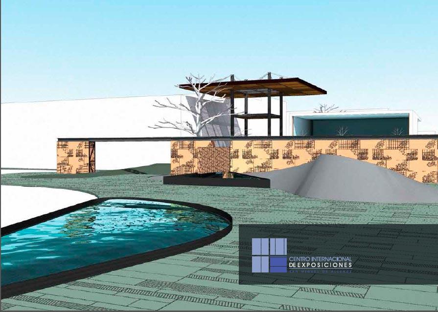 El Centro Internacional de Exposiciones de San Miguel de Allende se estrenará en julio 2015.