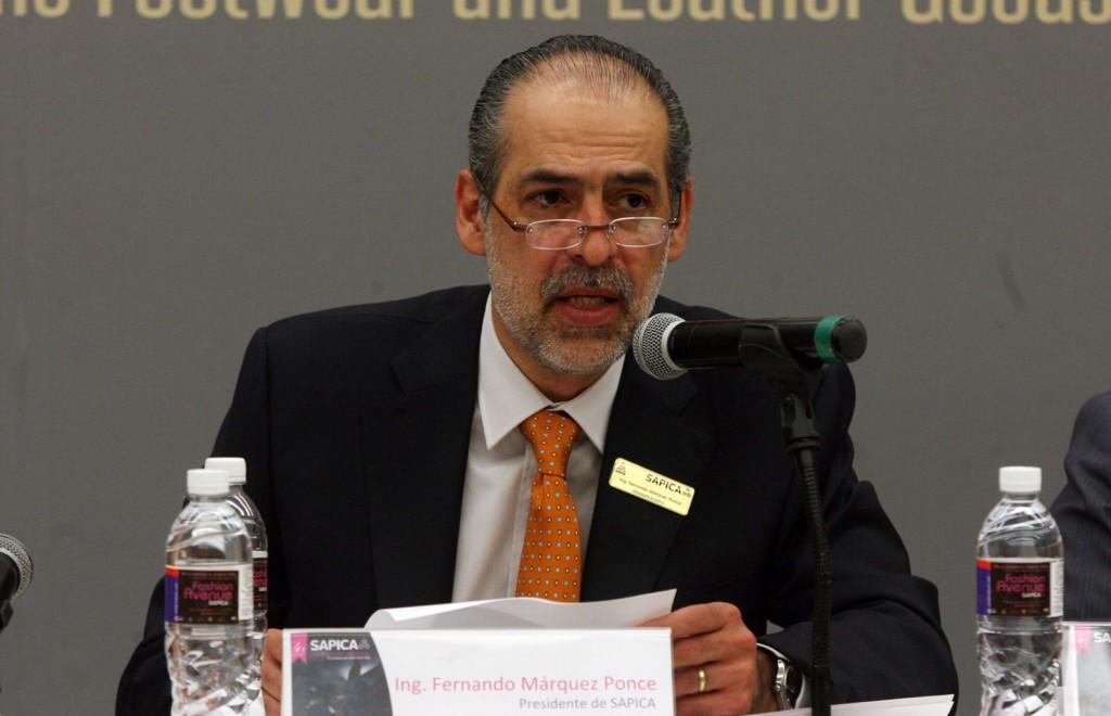 Fernando Márquez Ponce, presidente de Sapica.