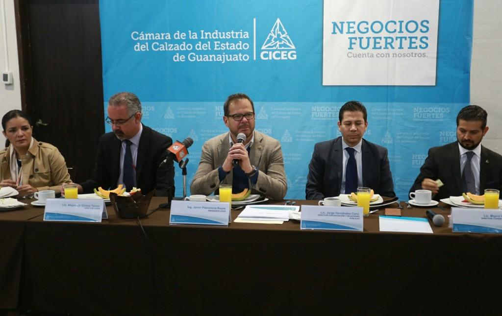 Directivos de CICEG dieron a conocer los resultados del 2015.